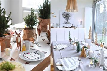 ไอเดียเเต่งบ้านสวยวันคริสต์มาส